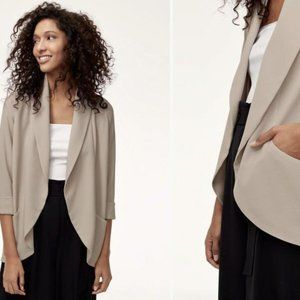 Aritzia Wilfred Chevalier blazer coat jacket 0